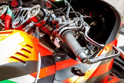 Neue Startvorrichtung bei Aprilia: Andere Funktionsweise als bei Ducati