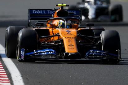 Rookie Lando Norris von McLaren-Größe beeindruckt