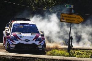 WRC Rallye Deutschland 2019: Livestream, Zeitplan, Route