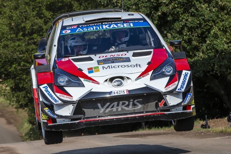 Ott Tänak vor Rallye Deutschland: Wollen dritten Sieg holen