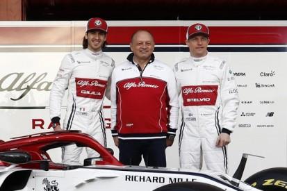 """""""Könnte nicht besser sein"""": Vasseur begeistert von Räikkönen"""