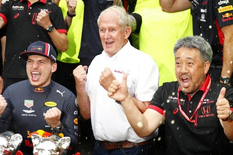 Trotz Red-Bull-Siegen: Hondas Formel-1-Zukunft noch nicht geklärt