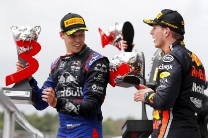 Honda: Toro-Rosso-Podium hatte besondere Bedeutung