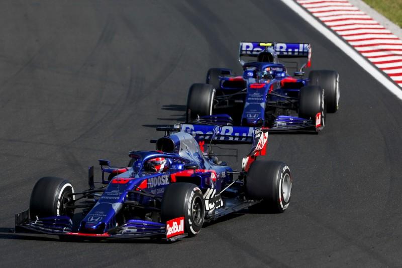 """Toro Rosso zufrieden: """"Haben kaum Punkte liegen lassen"""""""