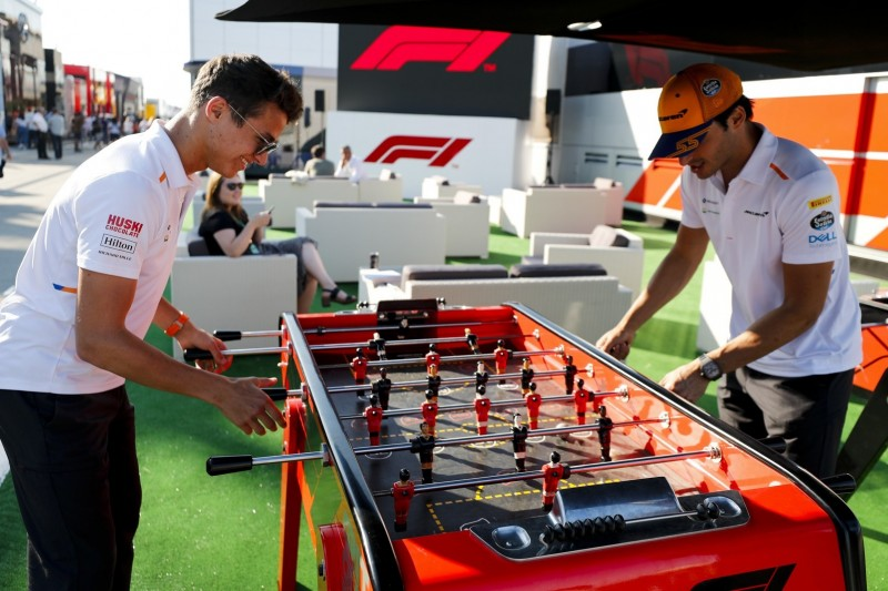 McLaren-Aufschwung: Gute Stimmung abseits der Strecke hilfreich