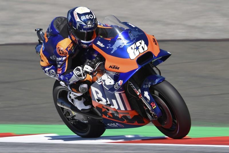 """Zarcos KTM-Albtraum: """"Oliveira hat es intelligenter gemacht als ich"""""""