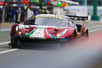 Evolution statt neues Auto: Ferrari plant Entwicklung des 488 GTE