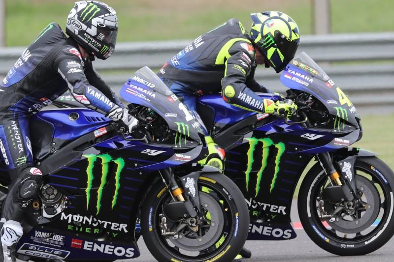 Yamaha-Piloten zuversichtlich: Silverstone passt zur M1