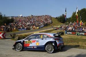 Wettervorhersage WRC Rallye Deutschland 2019: Eitel Sonnenschein