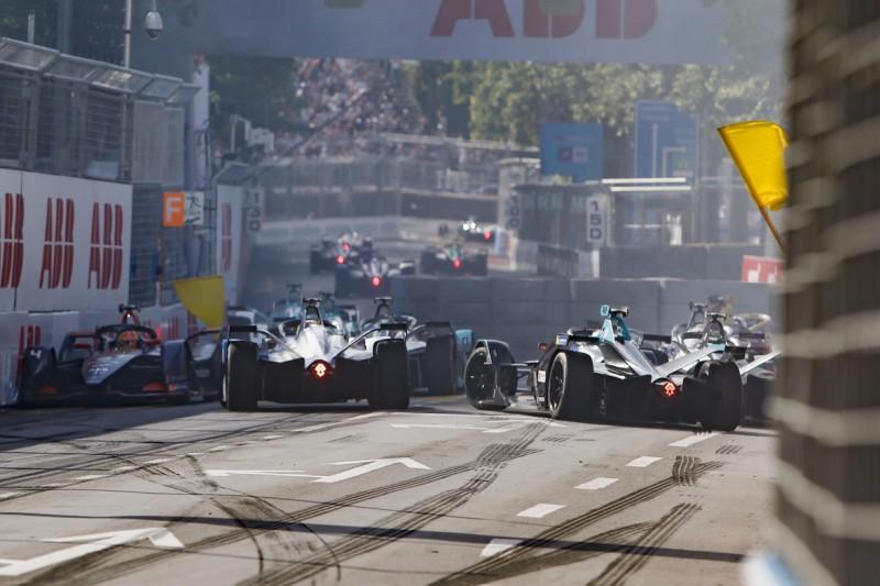 Keine engen Schikanen mehr in der Formel E