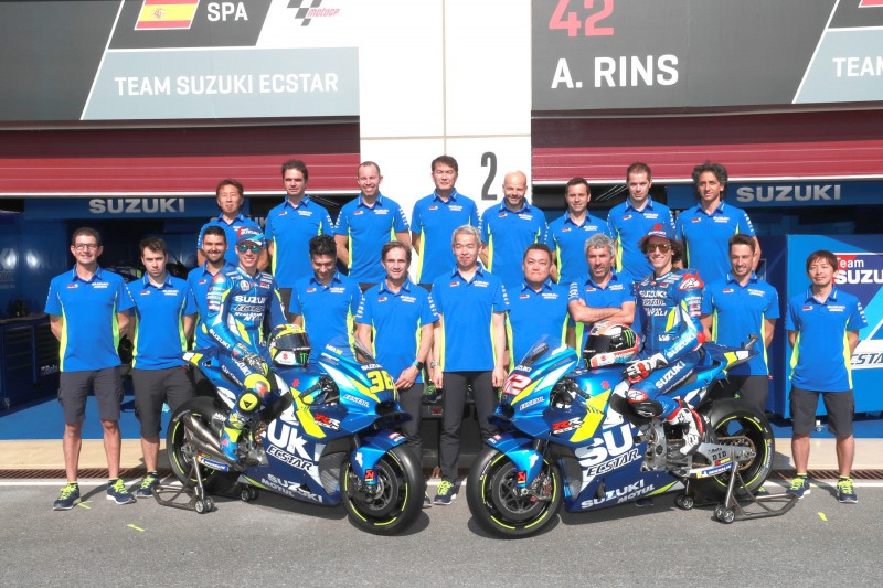 """""""Wirklich herausragend"""": Hopkins lobt Suzuki-Team der Neuzeit"""