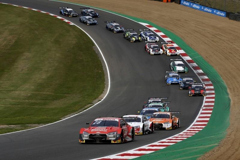 284 Punkte Vorsprung: Holt Audi schon am Lausitzring DTM-Markentitel?