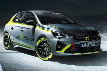 Opel-e-Rally-Cup: Weltweit erster Rallye-Markenpokal für Elektroautos
