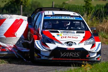 WRC Rallye Deutschland 2019: Ott Tänak gewinnt erste Prüfung