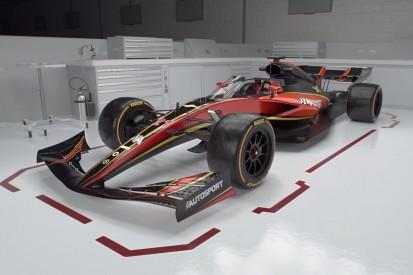 Aufnahmen aus dem Windkanal: Formel 1 zeigt neues Auto für 2021
