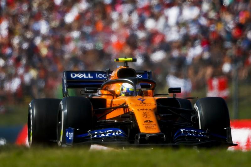 Kein Adrenalin in Q1: McLaren hat endlich wieder Spaß