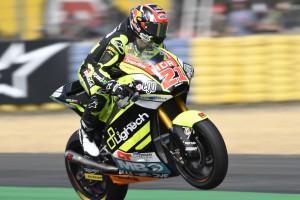 Moto2 Silverstone 2019: Speed-up-Duo im FT1 vorn, Schrötter nur auf Platz 18