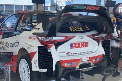 Heckflügel-Kontroverse in der WRC: Toyota passt Montage an