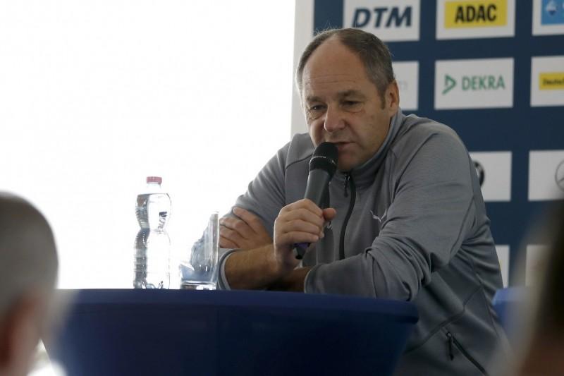 Gerhard Berger kündigt an: DTM-Name wird 2021 geändert
