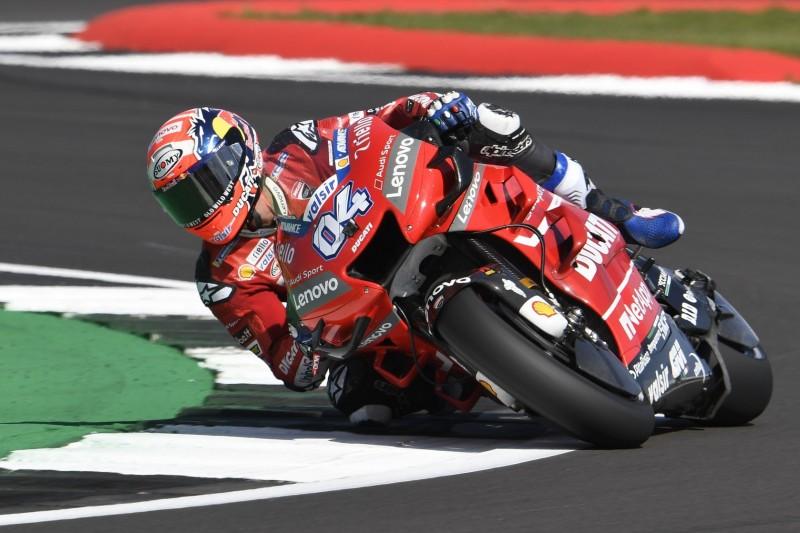"""MotoGP-Piloten loben neuen Silverstone-Asphalt: """"Nahezu perfekt"""""""
