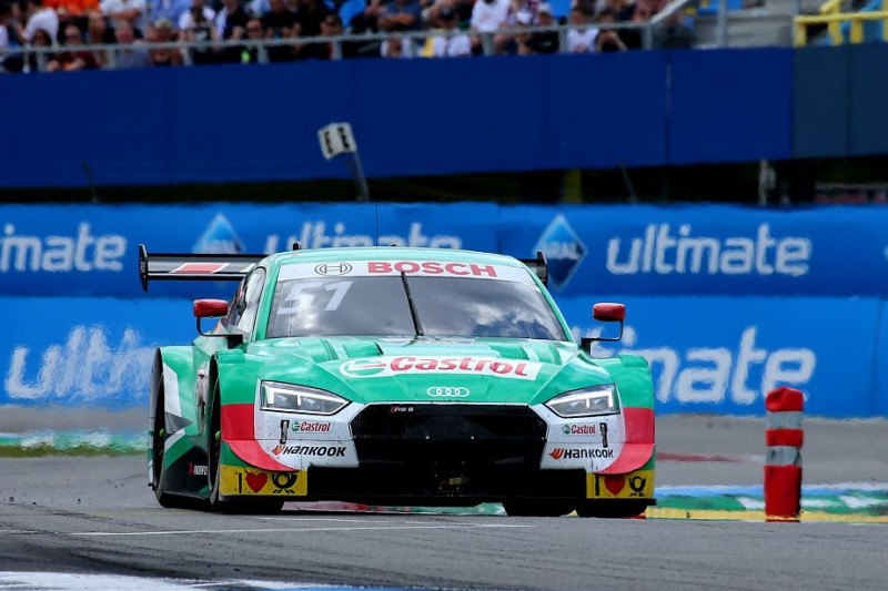 DTM-Rennen Lausitzring 1: Müller nutzt Rast-Ausfall zum Sieg!