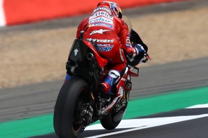 Ducati: Dovizioso nach Q1-Bestzeit in Startreihe drei