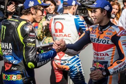 """Folgte Marquez im Qualifying absichtlich Rossi? """"Es hat sich so ergeben"""""""