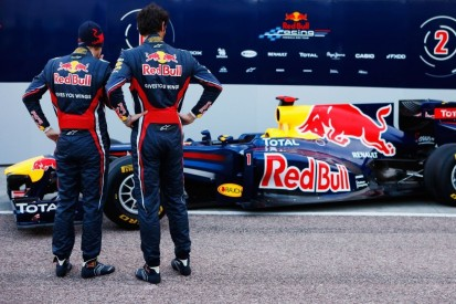"""""""Sehr experimentelle Phase"""": Vettel erinnert sich an den Red Bull RB7"""