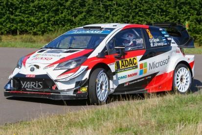 WRC Rallye Deutschland 2019: Dritter Sieg in Folge für Ott Tänak