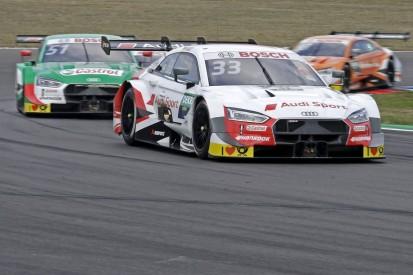 DTM-Rennen Lausitzring 2: Rast schlägt mit Sieg gegen Rivale Müller zurück