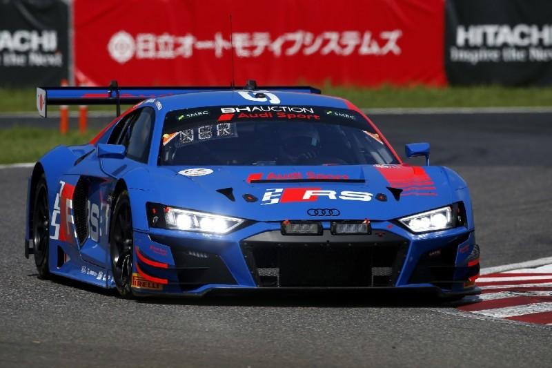 10 Stunden von Suzuka: Audi gewinnt vor Mercedes-AMG und Porsche
