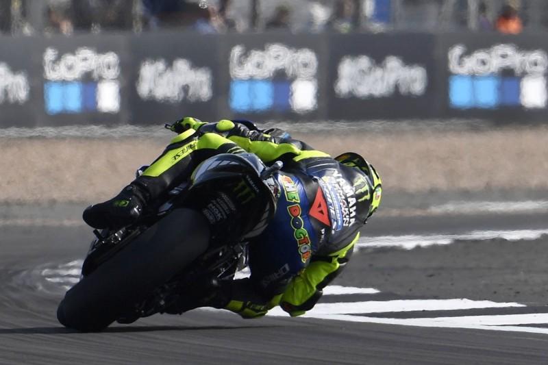 """""""Mehr erwartet"""": Valentino Rossi mit Reifenproblem Vierter in Silverstone"""