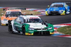 """Wittmann und Eng abgeschlagen: Audi-Dominanz """"schade für die DTM"""""""