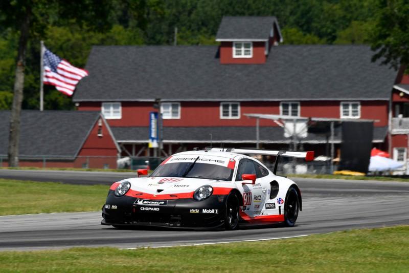 IMSA 2019: Porsche-Doppelerfolg in Virginia