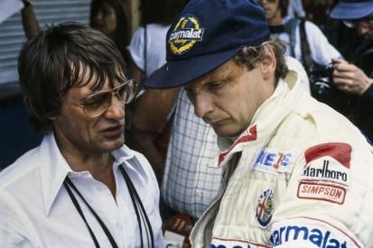 Ecclestone: Lauda ist bei Brabham 1979 nicht einfach abgehauen