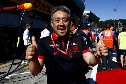 Honda: Maßnahme löste nach Frankreich die siegbringende Performance aus