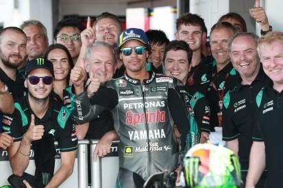 """Morbidelli Fünfter in Silverstone: """"Sehr nah dran an Rossi"""""""