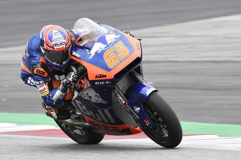 Noch immer keine Punkte: Poncharal richtet Appell an Moto2-Rookie Öttl