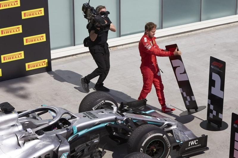Sebastian Vettel: Manchmal bin ich wie John McEnroe
