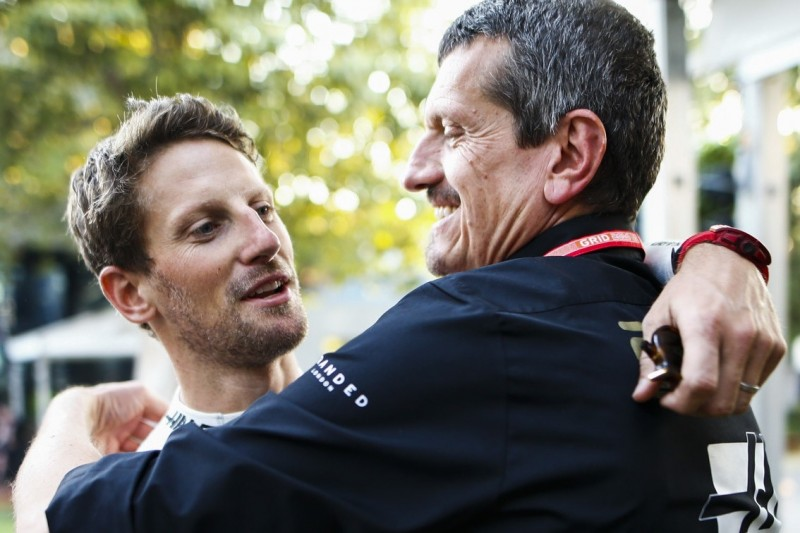 Günther Steiner: Grosjean fährt zwischen Genie und Wahnsinn