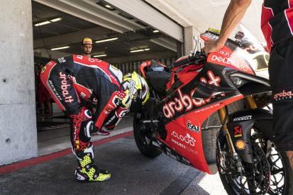 Alvaro Bautista bestätigt Ducati-Aus und kämpft mit seiner Schulterverletzung