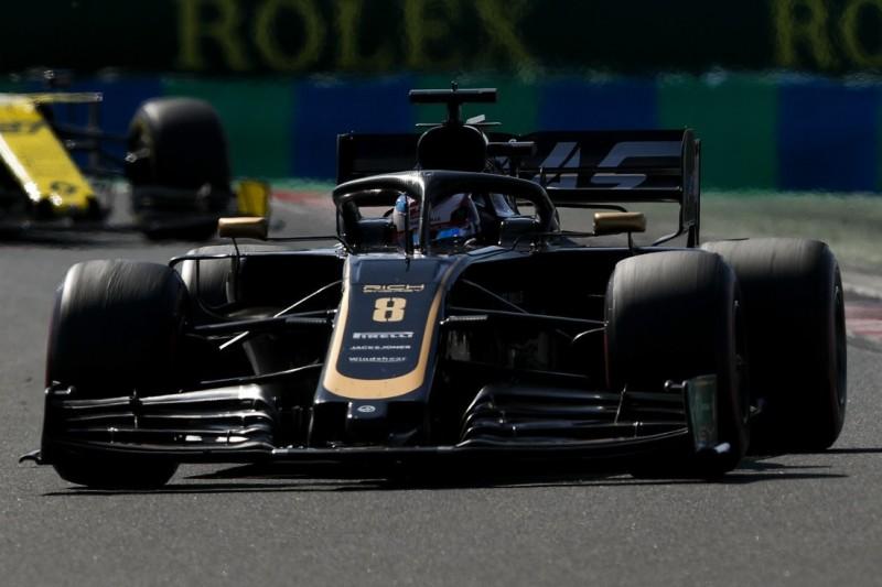 Neue Spezifikation in Spa: Haas verwirft Melbourne-Auto vorerst