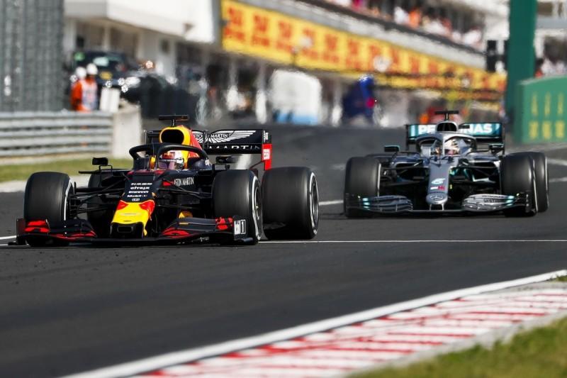 Keine Angst vor Power-Strecken: Red-Bull-Honda bereit für Spa und Monza