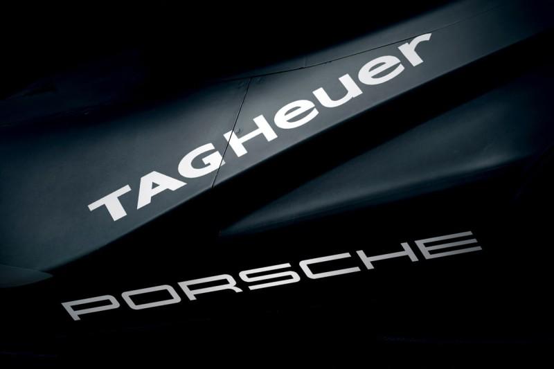 Formel E 2019/20: TAG Heuer wird Porsche-Titelsponsor