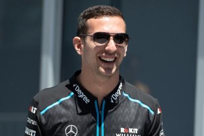 Zum dritten Mal: Latifi bestreitet Spa-Training für Williams