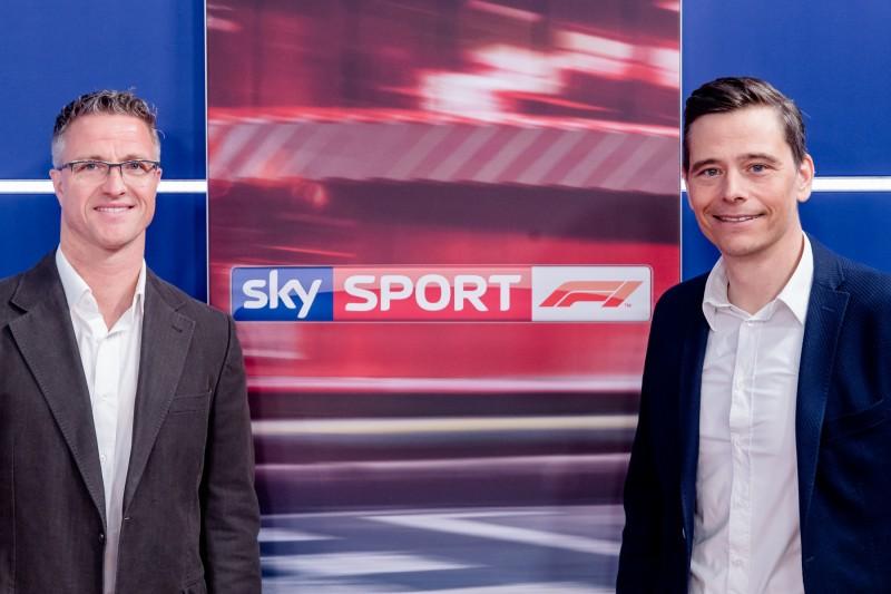 14 Stunden Formel 1: Sky weitet Berichterstattung stark aus