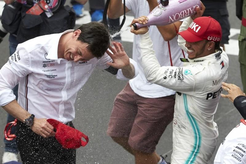 Mercedes: Saison 2019 fühlt sich nicht nach WM-Führung an