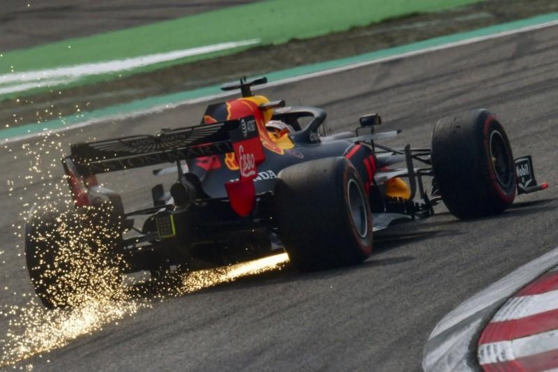 Honda bringt Update: Gridstrafe für Albon beim Red-Bull-Debüt