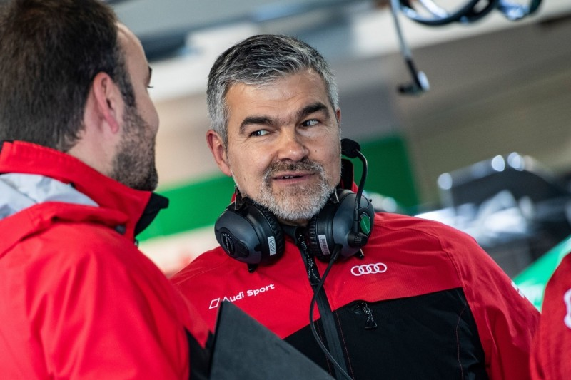 Audi erwägt Joker: Erhalten Rast und Müller neue Motoren?