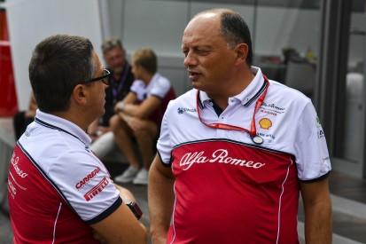 """Vasseur vergleicht Sauber mit seinen Juniorteams: """"Gleiche DNS!"""""""